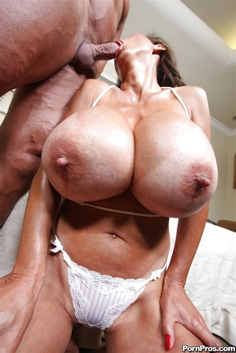 Mature Asian Babe Minka Gives A Titjob In Between Those