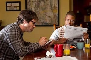 Perception: Eric McCormack e Arjay Smith nell'episodio ...