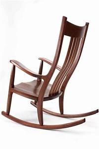 Walnut, Rocking, Chairs