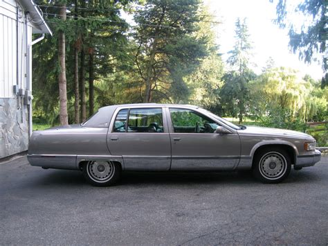 diamonds  wood  cadillac fleetwood specs