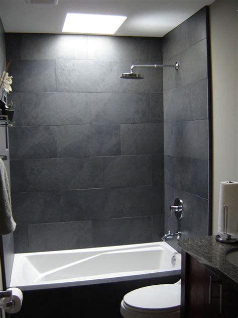 gray tile bathroom ideas 37 grey slate bathroom wall tiles ideas and pictures