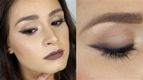 soft smokey eyeliner tutorial youtube