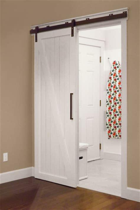 3 interior barn door 9 creative low cost upgrades from