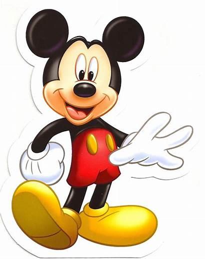 Mickey Mouse Card Shaped Postcard Postcards Disney