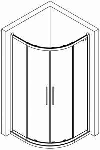 Runddusche 90x90 Schiebetür : duschkabine eckeinstieg 90x90 duschabtrennung 90x90 runddusche ~ A.2002-acura-tl-radio.info Haus und Dekorationen