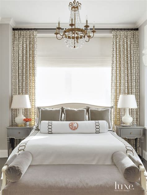master bedroom custom bedding  leontine linens
