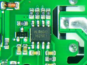 The Hlw8012 Ic In The New Sonoff Pow
