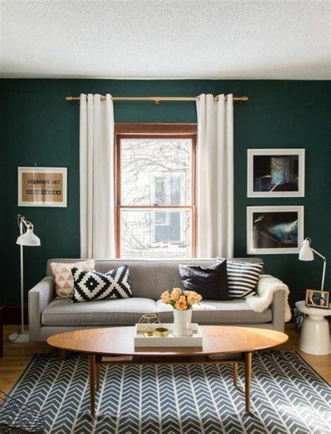 peindre un canap en cuir couleur peinture salon conseils et 90 photos pour vous