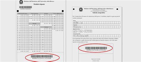 Test Medicina Prova Scheda Anagrafica Per Il Test Di Medicina Cosa Dovete