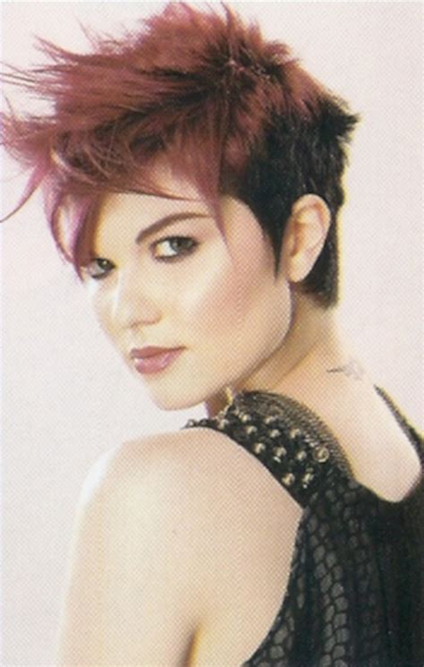 edgy short hairstyles hairstyle ideas
