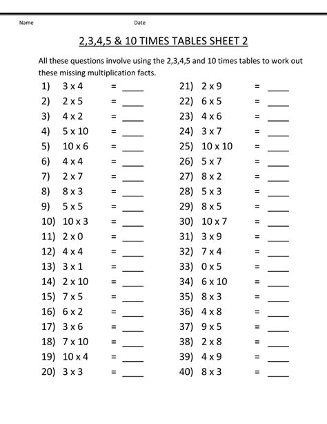 year 4 math worksheets printable free activity shelter