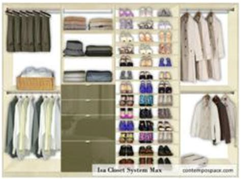 new closet systems offered by contempo space