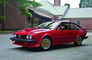 Alfa Romeo Gtv6 Occasion : top 5 alfa romeo cars since 1910 ~ Medecine-chirurgie-esthetiques.com Avis de Voitures