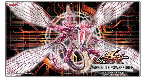 playfactory playmat preview puissance absolue yu gi oh