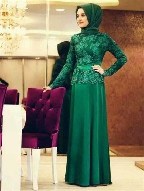Brokat yang selalu identik dengan corak batik adalah ciri khas bangsa indonesia. Tips Memilih Model Baju Pesta Muslim - Info Tren baju ...