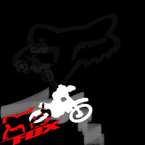 Desktop Fox Racing Logowallpaper