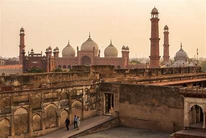 Pakistan Lahore Fort Mughal Ecrin Expression Artistic