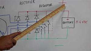 15  Motorcycle Regulator Rectifier Wiring Diagram - Motorcycle Diagram