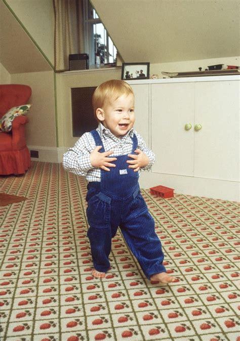 childhood pics  prince harry  havent