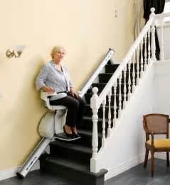 28 stair glides medicare slide up the stairs in