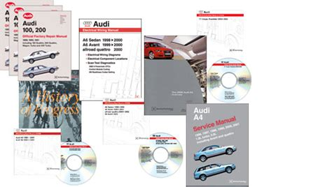 audi technical  owner information bentley publishers