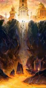 Heaven + Hell by AndrewRyanArt on DeviantArt
