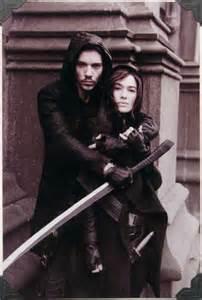 Mortal Instruments Jocelyn and Valentine