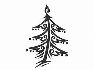 Tannenbaum Schwarz Weiß : tannenbaum wandtattoo tannebaum tanne bei ~ Orissabook.com Haus und Dekorationen