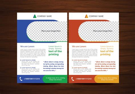A4 Tri Fold Brochure Template 16 Awsome Brochure Sizes And Leaflet Design Size Vector Brochure Flyer Design Layout