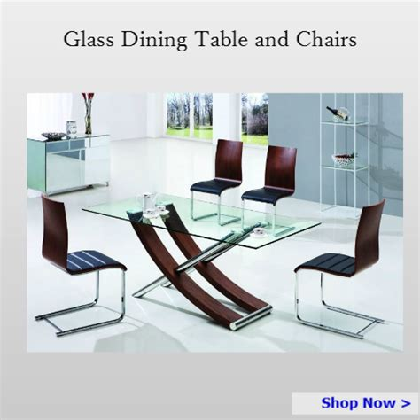 glass dining table and chairs uk glass dining table and