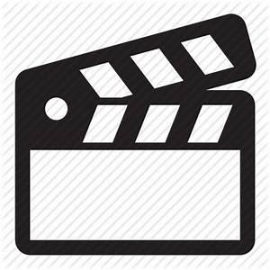 action, cinema, clapper, cut, director, film, media, movie ...