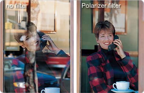 mm polarizer filter