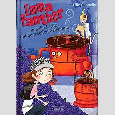 Emma Panther Und Die Sache Mit Dem Süßen Geheimnis Buch Kaufen