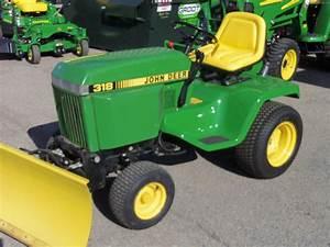 John Deere 318 Lawn  U0026 Garden And Commercial Mowing