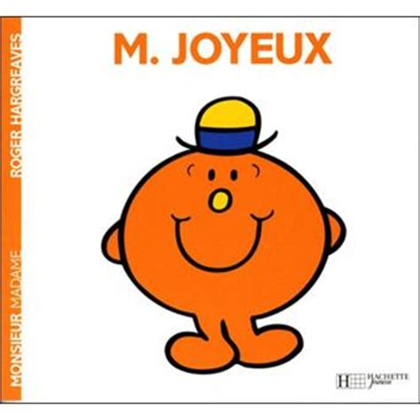 Monsieur Madame Monsieur Joyeux Roger Hargreaves