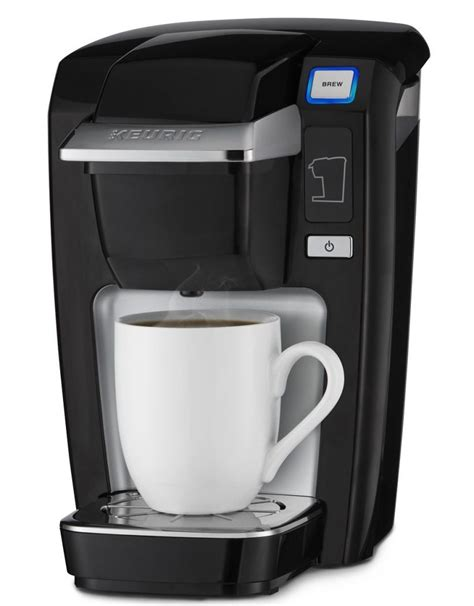 What has helped me gather all this useful information is user feedback. Keurig K15 Single Serve Compact K-Cup Pod Coffee Maker ...