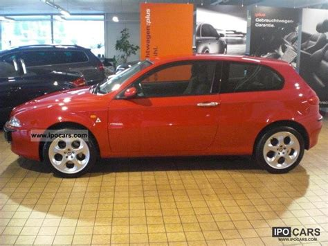 Alfa Romeo 147 2.0 T Spark Selespeed. Photos And Comments