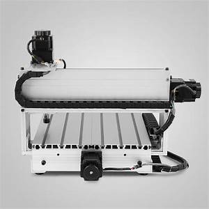 Usb Cnc Router Engraver Engraving Cutter 4 Axis 3040t ...