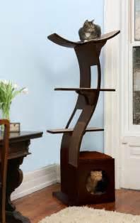 cat tree furniture cat furniture cat condo lotus cat cat towers pets