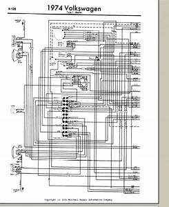 1973 Vw Wiring Diagram  U2022 Wiring Diagram For Free