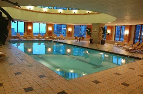 Indoor-pool-picture Of Sheraton Grand Chicago, Chicago