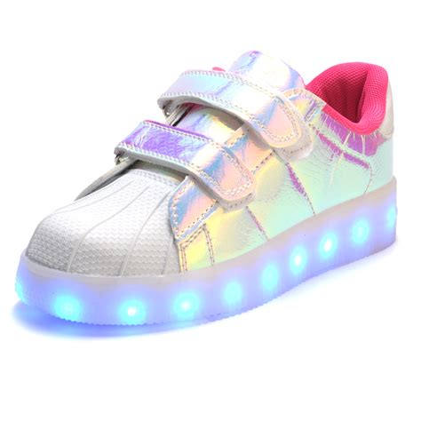 light up sneakers for youth fashion children led light up shoes for kids sneakers
