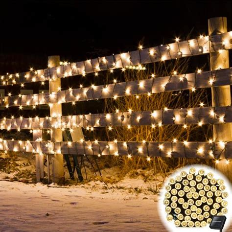solar powered led fairy lights  deal shop