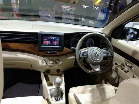 Modifikasi Suzuki Apv Exterior Dan Interior by Interior All New Ertiga Detailmobil