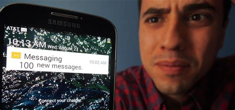 samsung phones blowing up mod stops rapid texts from blowing up your phone