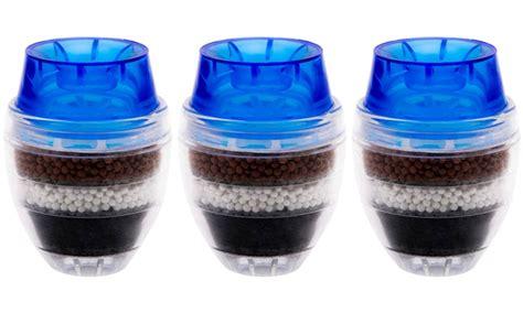 filtri rubinetto filtro dell acqua per rubinetto groupon