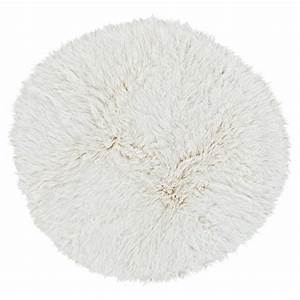 Buy Natural Flokati Rug 1700gm2 150cm Round Sku