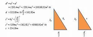 Vektor Länge Berechnen : cheops pyramide mit l sung ~ Themetempest.com Abrechnung