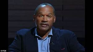 OJ Simpson Confesses To Murdering Nicole Brown In Fox