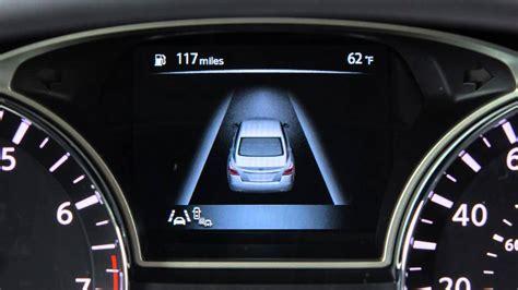 manual repair autos 2012 nissan sentra interior lighting 2015 nissan altima vehicle information display youtube